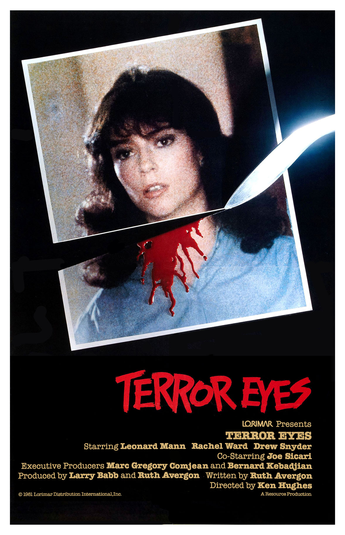 Night School aka Terror Eyes 1981